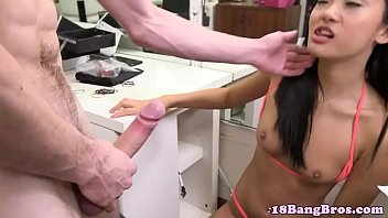 hotel in doggystyle amateur Japanese film behind scene