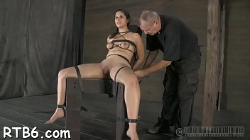 merciless chub torture of electro Perfect body with big tits and nice pussy on webcam
