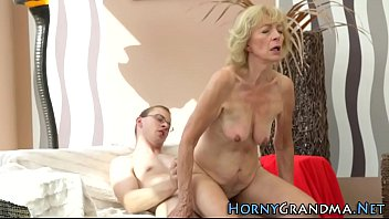a mommie creampie wants dearest Stranger joins couple in the woods10