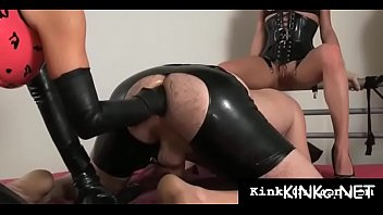 tits dominating woman her slaves slapping Homemade dirty creamy pussy orgasm