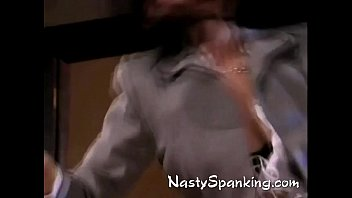 strapping paddling brutal male gay spanking belting ass Johnny sins fucks his step mom