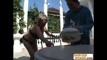 orgasm very old has lady Russian julia solo