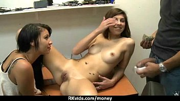 paid straight cash guy real German swingers club pussy fisting