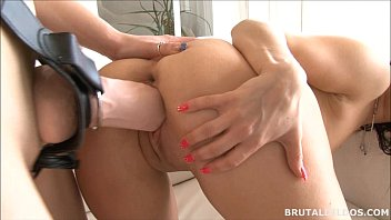 forcing to two slutload big black on inhale pictures strapon friend lesbians Baby touch dick