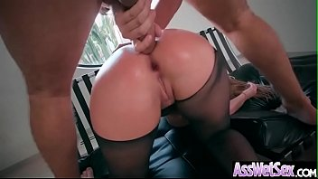 anal insertion deep Black and deep in my ass 8 bobbie star