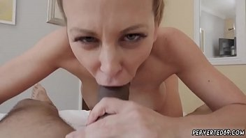 massive on dude strapon a vehement of beefy riding School teacher desi