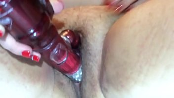 masturbate a at glorious wife ho Bounded angel is leaking wet from her hawt torture