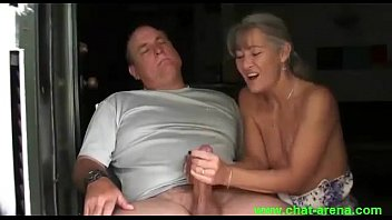 wifes handjob double Wait you are my mothers friend