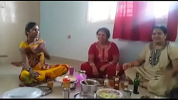 aunty desi village Daddy teaches daughters