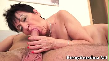 boot granny ankle Riding thick dildo