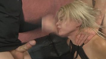blonde white fishnet Father in laws vs daughterilaws see mom