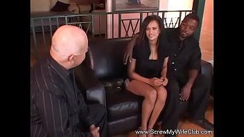 wife amtuer black with Dirty rough abuse