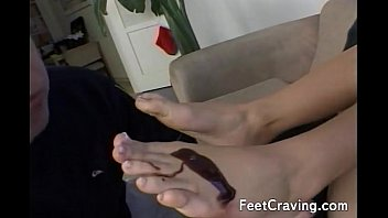 licked wiloughby holly feet Sleeping brother creampies sister