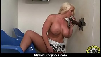 blowjob public caught amateur Forced to drink gang bang