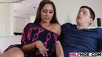strip in teacher class Sexy brunette playing with two dildoes 1
