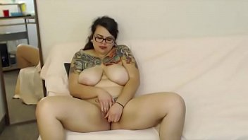 bbw aunt and newphew Anna stevens blonde girl with glasses sucks and fucks