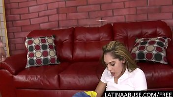 muslim maid hijab Threesome with blondes in latex and stockings