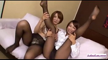 ol asians legs Maid and qife